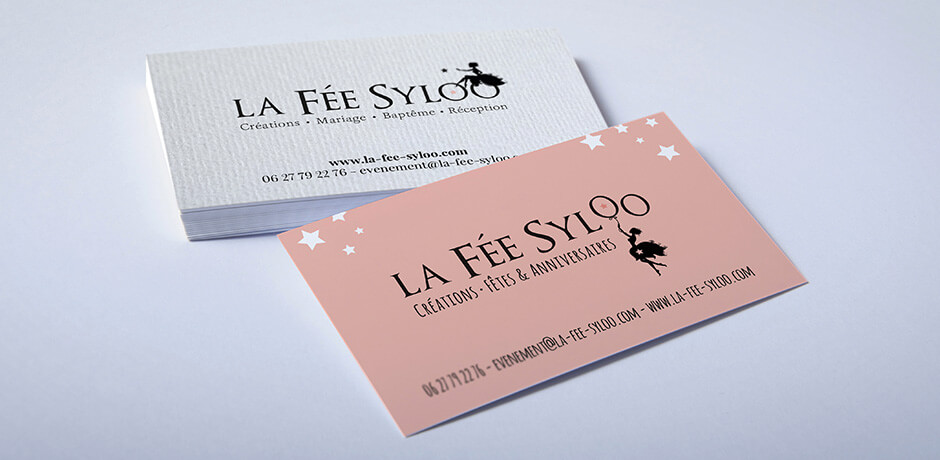 Fee Syloo 4 Carte Visite